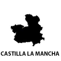 Cortador jamón Castilla la Mancha en jamoneros y cuchillos