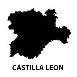 Cortador jamón Castilla León en jamoneros y cuchillos