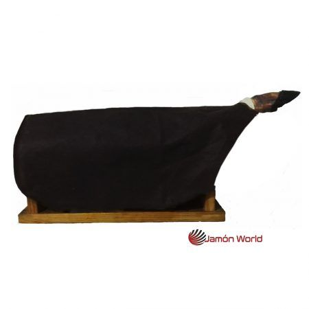cubre jamon protector de negro jamón world