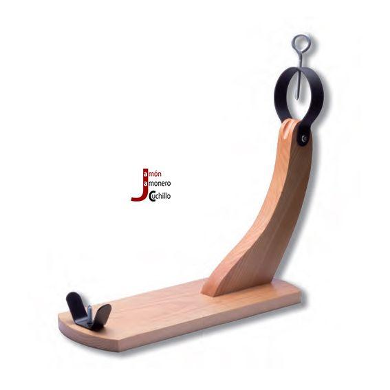 soporte jamonero modelo huelva 17802 jamon jamonero cuchillos