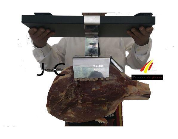 soporte jamonero modelo cibeles virutas jamon jamones deshuesados jamoneros y cuchillos5