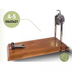 jamonero bello giratorio madera A-5