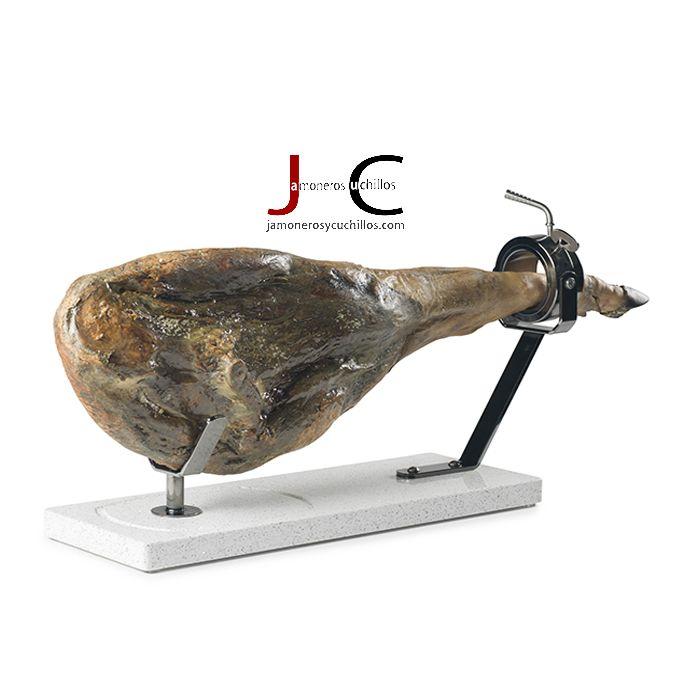 jamonero silestone blanco jabugo giratorio de buarfe 4145