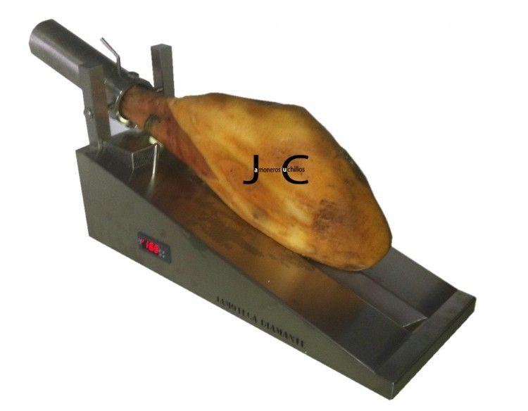 jamoteca jamonero de jamon iberico