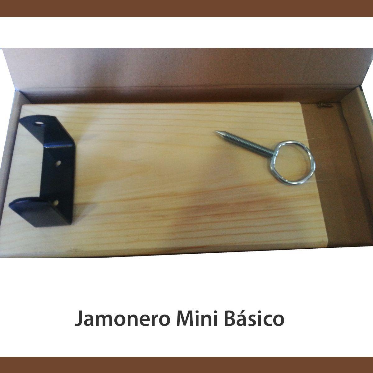 jamonero mini basico
