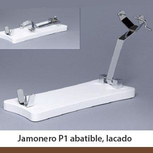 jamonero P1 abatible