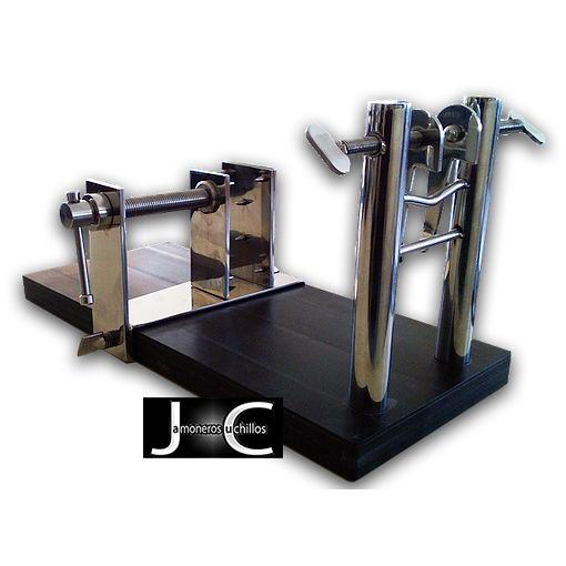 soporte jamonero modelo cecinero con fijacion