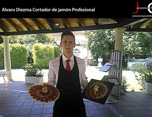 Álvaro Diezma Cortador de jamón