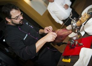 cortador de jamon bellota jamoneros y cuchillos juan carlos cros 2