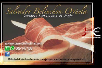 salvador belinchón oyuela_cortador de jamon
