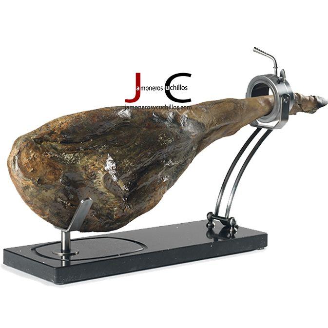 jamonero silestone plegable negro marfil jabugo giratorio buarfe 4190 jamon