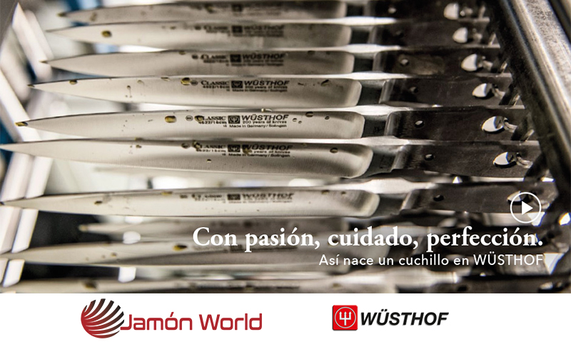 wüsthof y jamon world