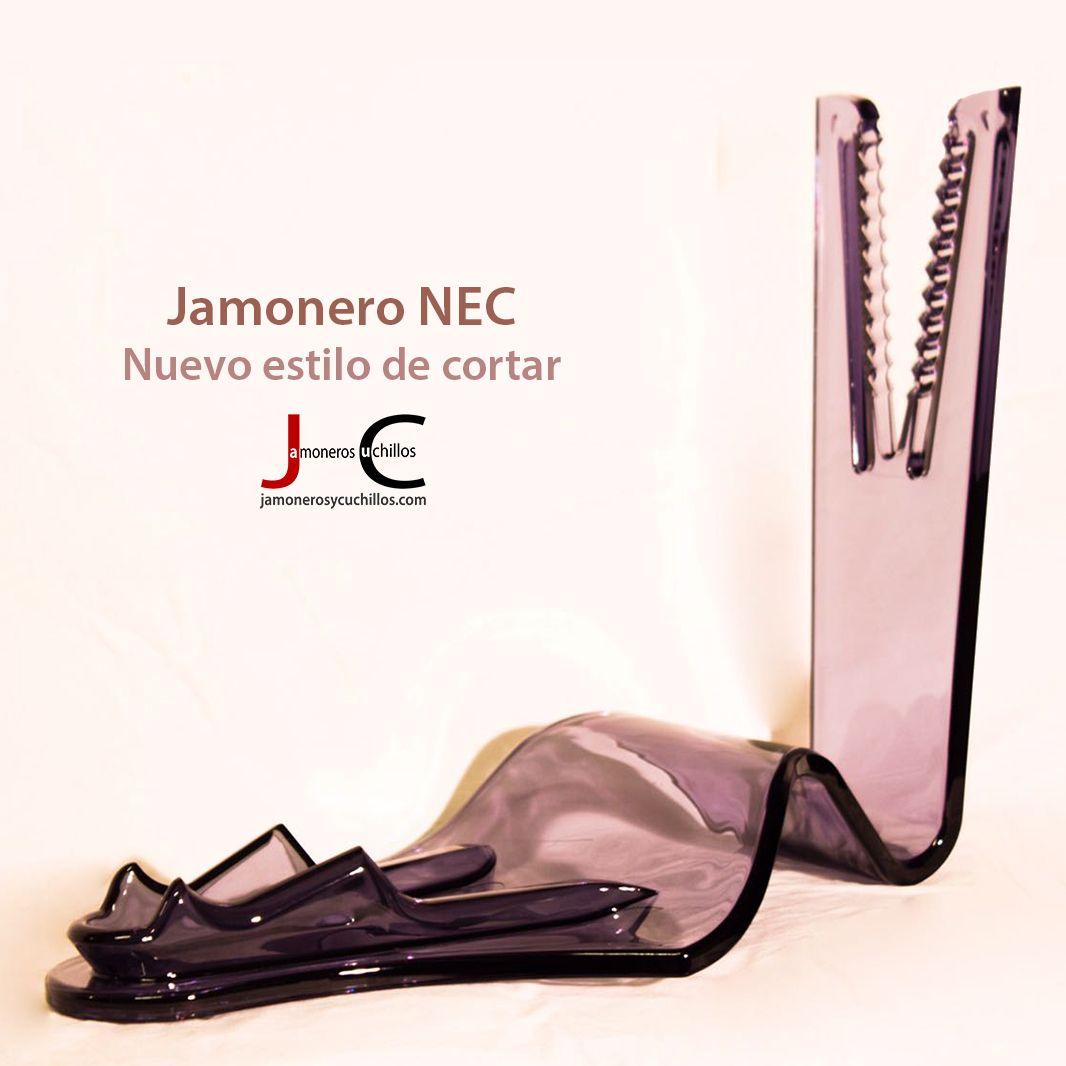Jamonero NEC color fume