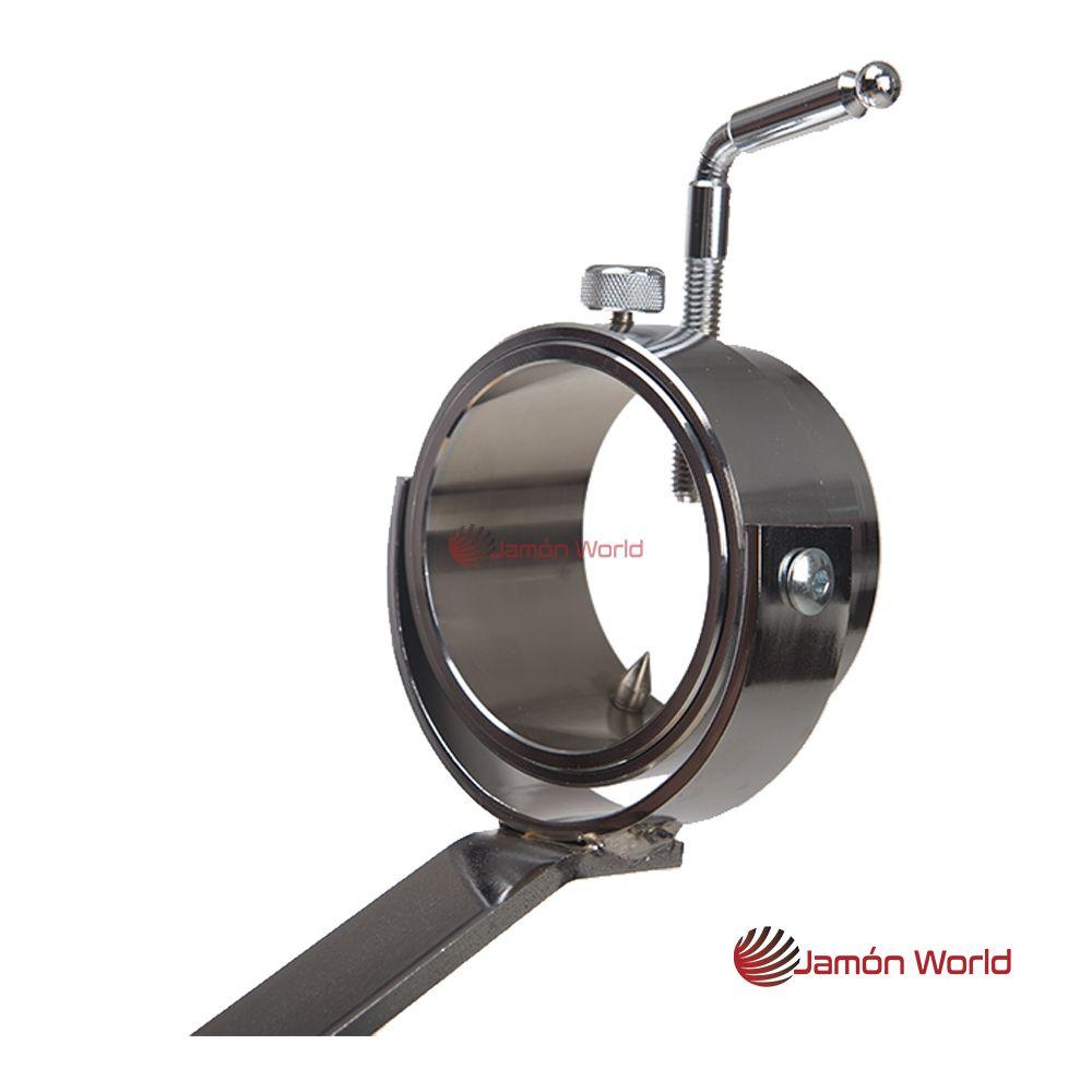 Pieza jamonero A9 nogal giratorio balancin Jamon World