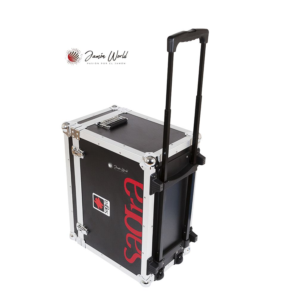 Porta jamonero Sagra profesional e12 Jamón World