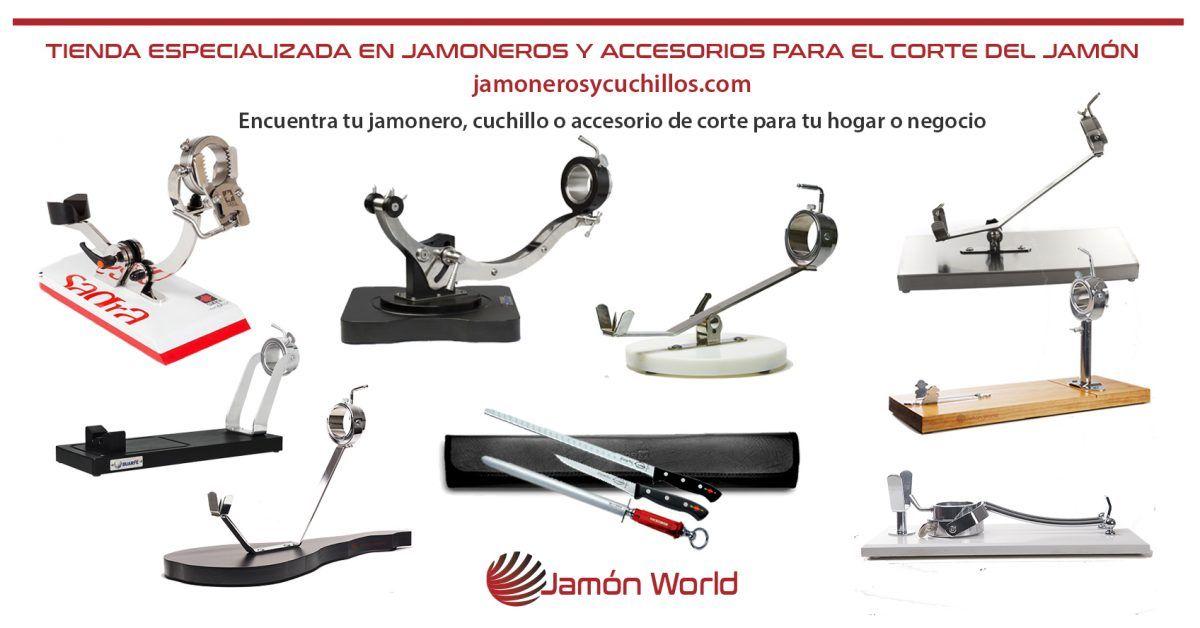jamoneros tienda especializada jamon world