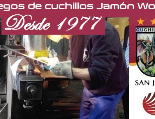 Cuchillos de Jamón World