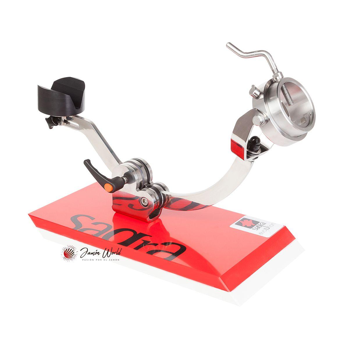 jamoenro sagra giratorio basculante E10 sagra 2cms rojo