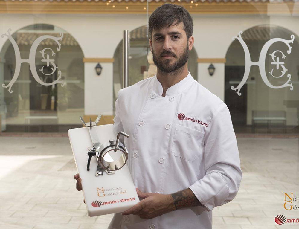 Jamón World con el Chef Nicolás Gómez