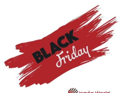 Black Friday 2017 en jamoneros y cuchillos