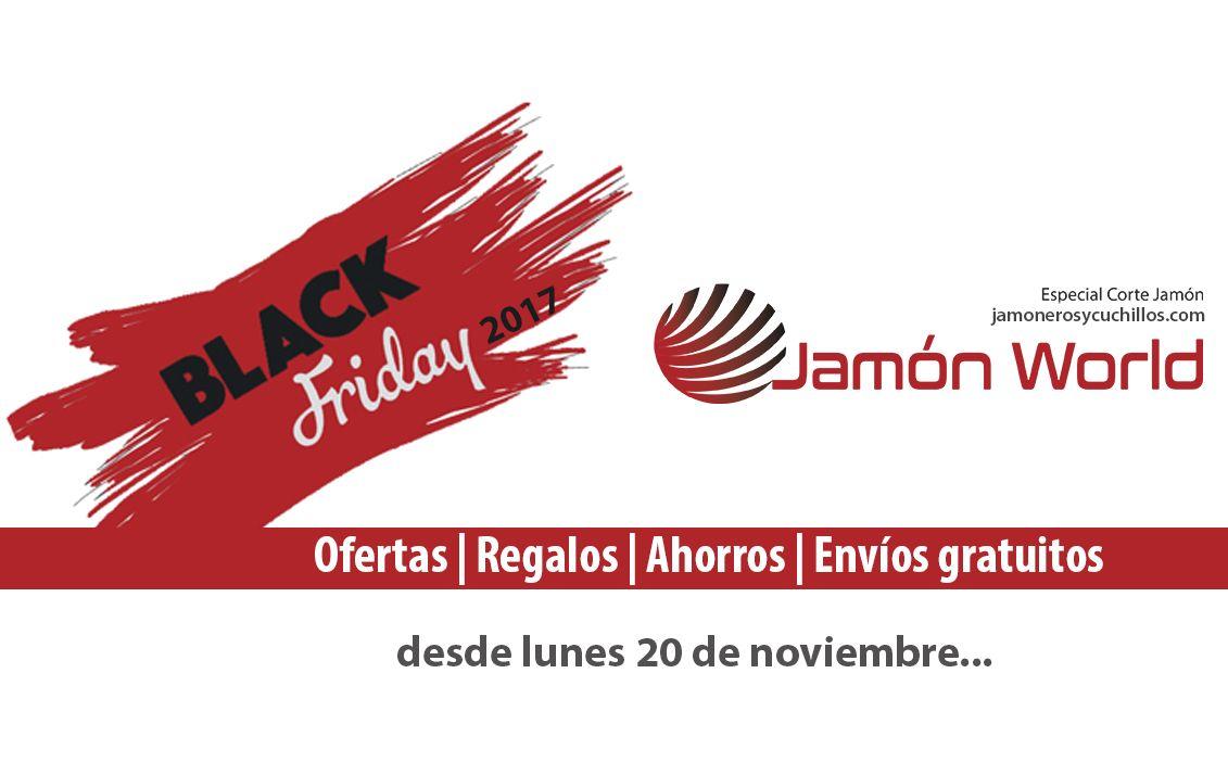 Black Friday 2017 en jamoneros y cuchillos blog