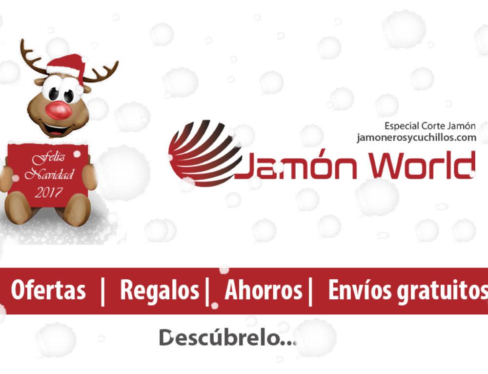 Navidad 2017 en Jamón World