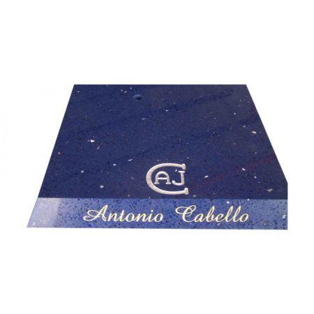 Grabación bases con logotipos jamoneros Afinox