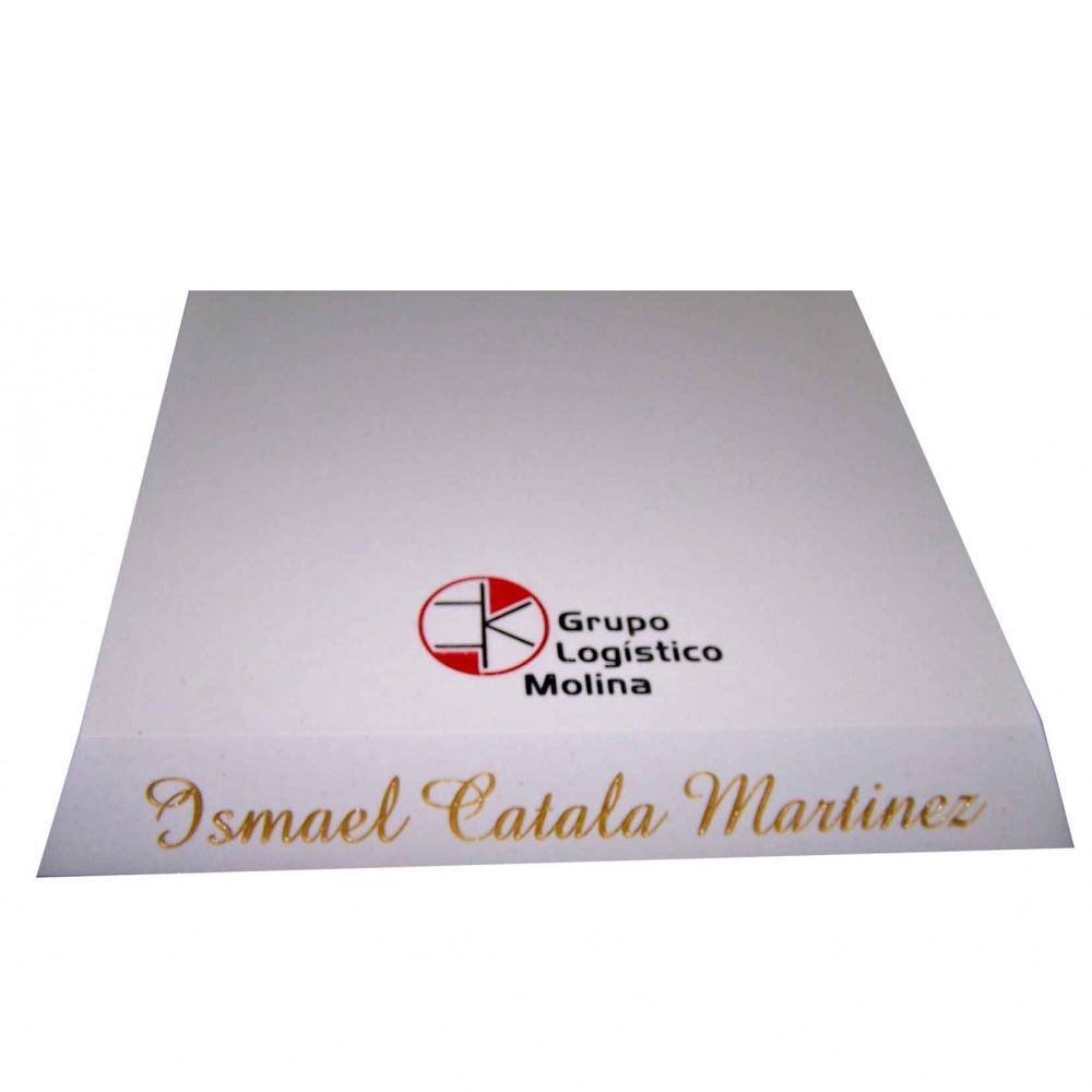 Grabación de bases con logotipos jamoneros Afinox 11