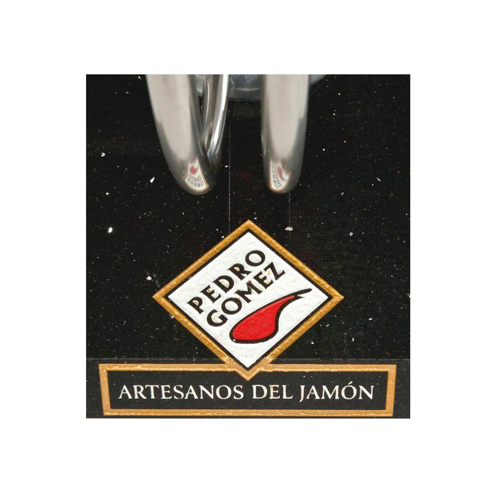 Grabación de bases con logotipos jamoneros Afinox