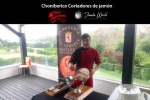 Juanjo García Cortador Jamón profesional Cantabria 1