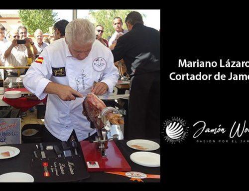 Mariano Lázaro Cortador de Jamón