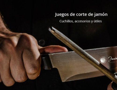 Juegos de corte jamón | Cuchillos y accesorios
