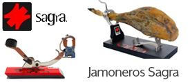 Afinox El jamonero inteligente
