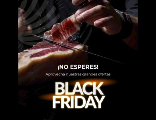 Black Friday 2018 en jamoneros y cuchillos