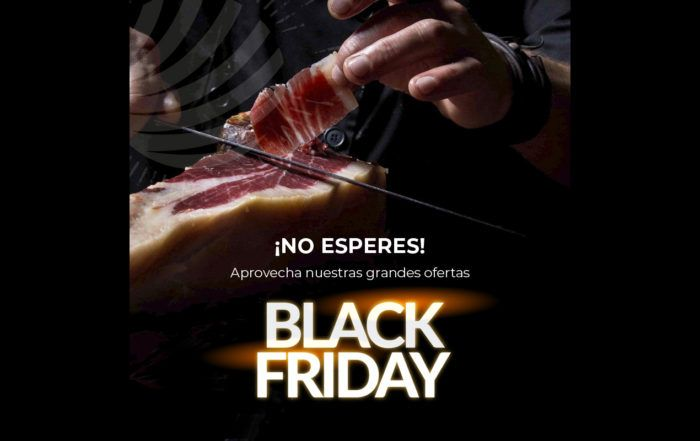 Black Friday 2018 jamoneros en Jamon World