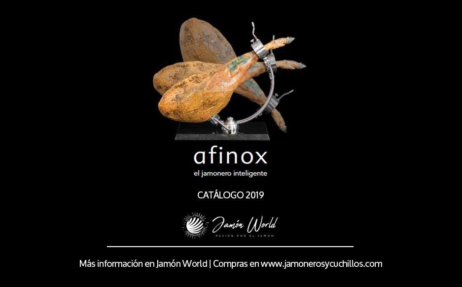 imagen catalogo Afinox 2019