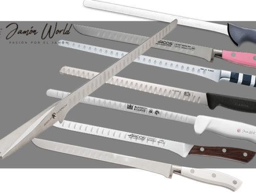 Cuchillos Jamoneros profesionales
