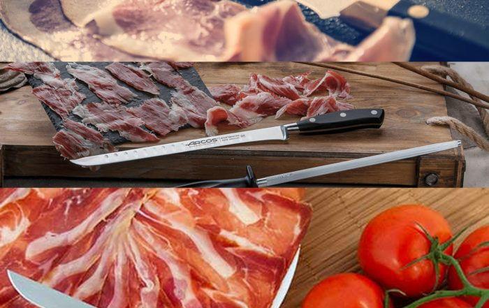 Cuchillos jamoneros Arcos en Jamón World