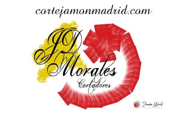 Juan David Morales Cortador profesional Jamón madrid