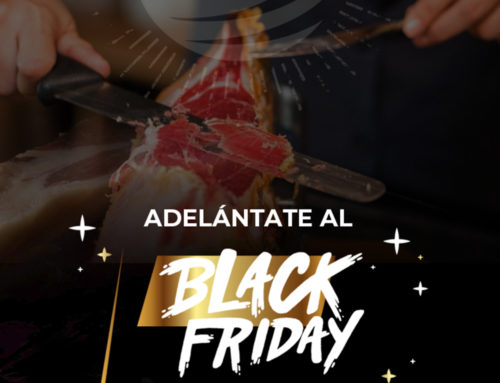 Jamoneros Black Friday 2019 en jamón World