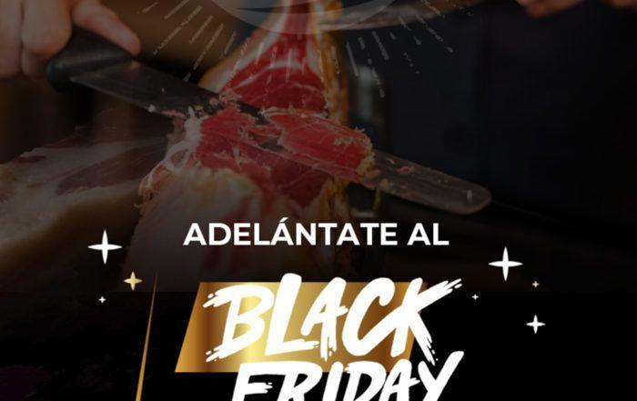 Black Friday 2019 jamon world entrada