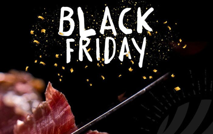 Black Friday 2020 en Jamoneros jamón World ofertas