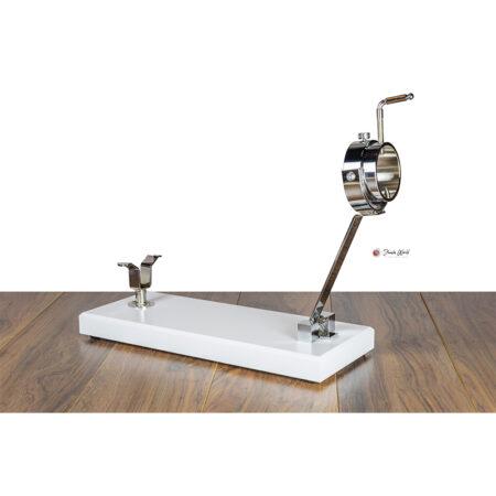 Jamonero plegable giratorio modelo Denali color blanco